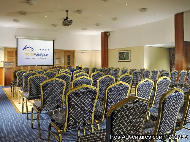 Hotel westport leisrue spa conference mayo ireland for Westport ireland real estate