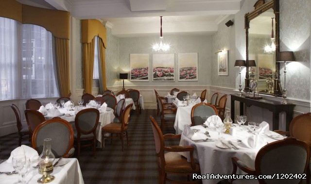 ORegan Room Restaurant - Old Ground Hotel