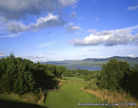 The Ring of Kerry Golf Club Golf Kenmare, Co Kerry, Ireland