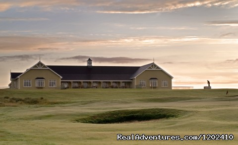 The Rosapenna Golf Pavilion - Rosapenna Hotel and Golf Resort