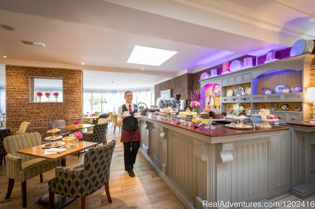 Kupp Coffee Dock, Springhill Court Hotel Kilkenny | Image #1/19 | Co. Kilkenny, Ireland | Hotels & Resorts | Springhill Court Hotel, Conference, Leisure & Spa