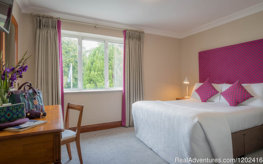 Double ensuite bedroom, Springhill Court Hotel Kilkenny | Image #2/19 | Springhill Court Hotel, Conference, Leisure & Spa