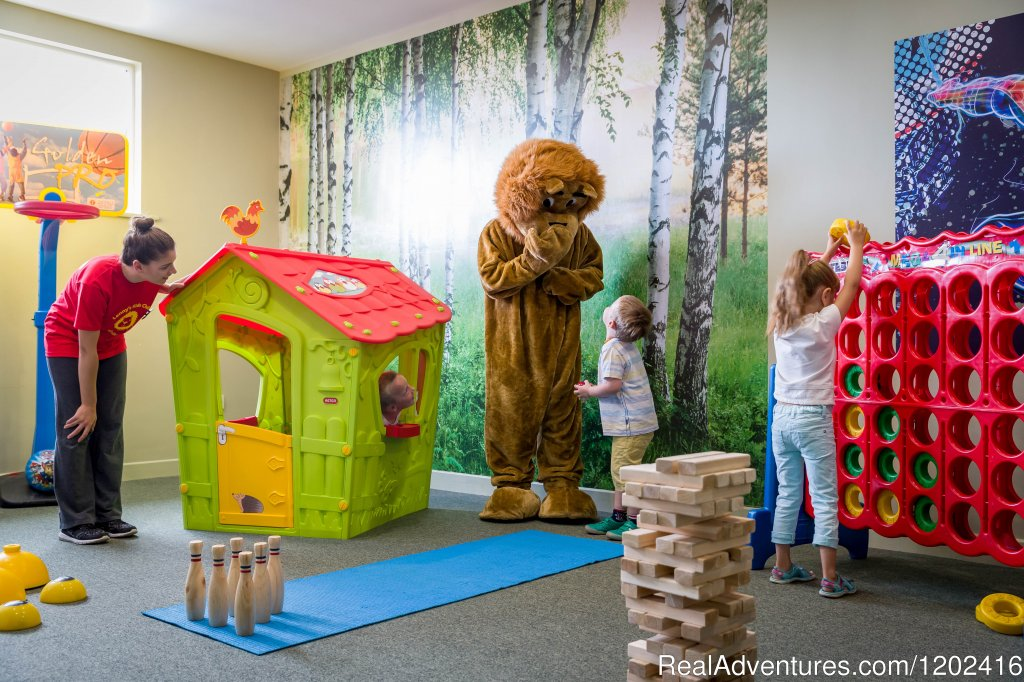 Lenny the Lions Kids Club, Springhill Court Hotel Kilkenny | Image #6/19 | Springhill Court Hotel, Conference, Leisure & Spa