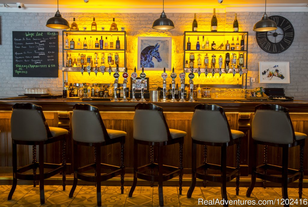 The Paddock Bar, Springhill Court Hotel Kilkenny | Image #11/19 | Springhill Court Hotel, Conference, Leisure & Spa