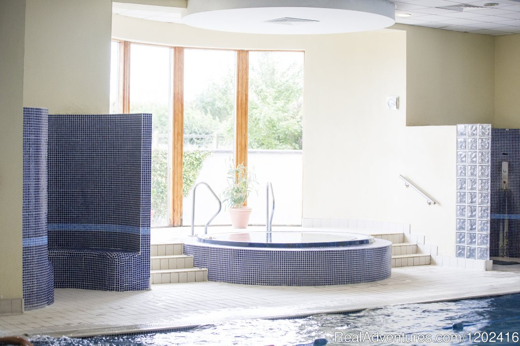 Leisure Club  Jacuzzi, Springhill Court Hotel Kilkenny | Image #13/19 | Springhill Court Hotel, Conference, Leisure & Spa