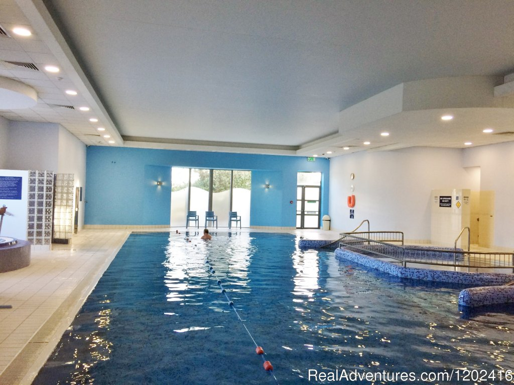 Swimming Pool at Leisure Club, Springhill Court Hotel | Image #14/19 | Springhill Court Hotel, Conference, Leisure & Spa