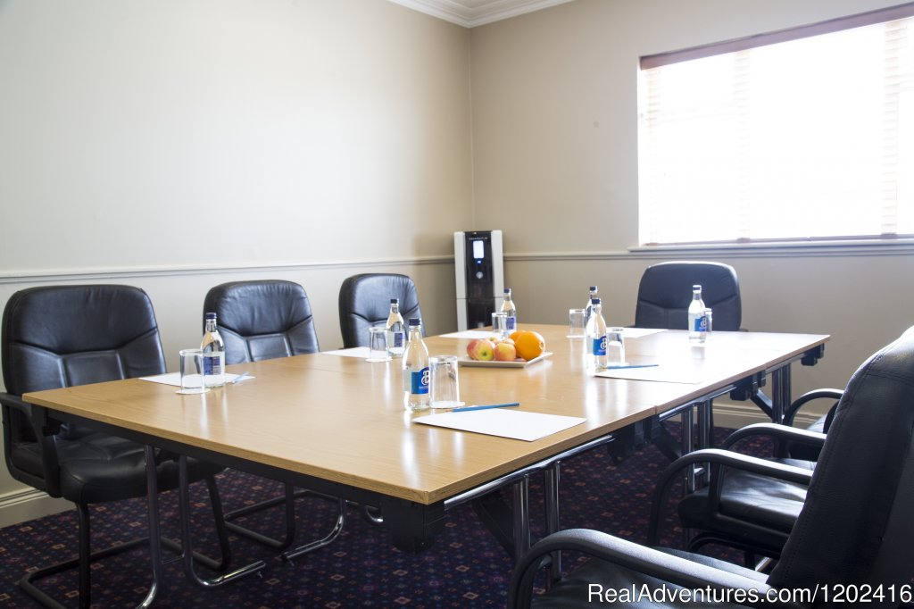 Executive Meeting Room, Springhill Court Hotel Kilkenny | Image #16/19 | Springhill Court Hotel, Conference, Leisure & Spa