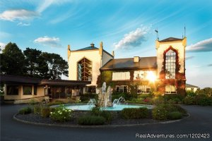 The Dunloe 5 Star Hotel Abbey, Ireland Hotels & Resorts