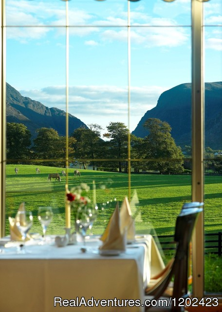 The Oak Restaurant - The Dunloe 5 Star Hotel
