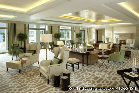The Lounge at The Europe - Five Star Luxury at The Europe Hotel & Resort