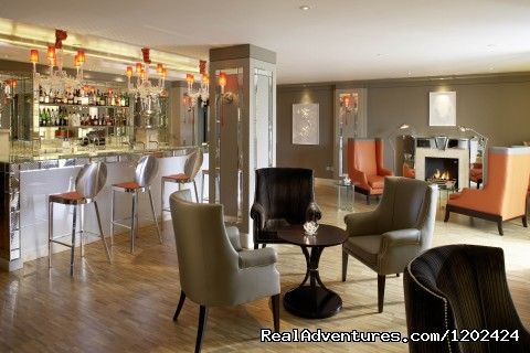 The Brasserie Bar at The Europe - Five Star Luxury at The Europe Hotel & Resort