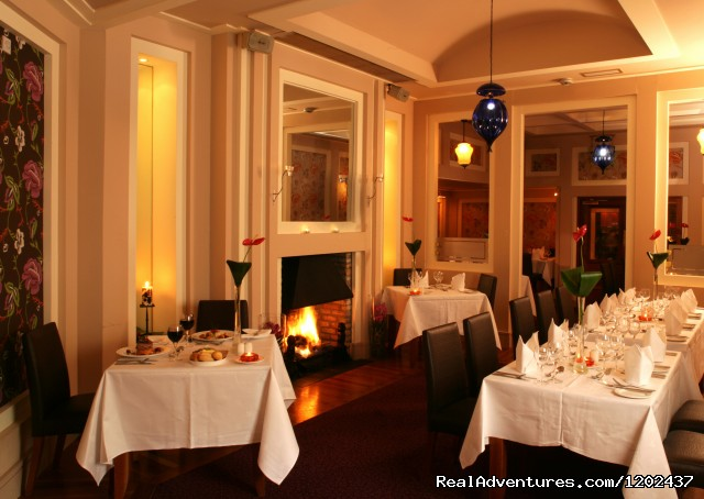 Award Winning Meridian Restaurant - The Westwood Hotel