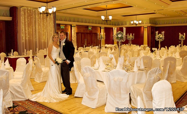 Richard Martin Banqueting Suite - The Westwood Hotel