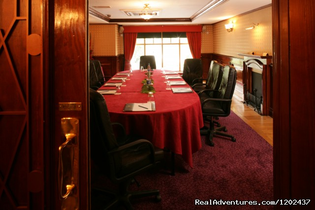 Boardroom - The Westwood Hotel