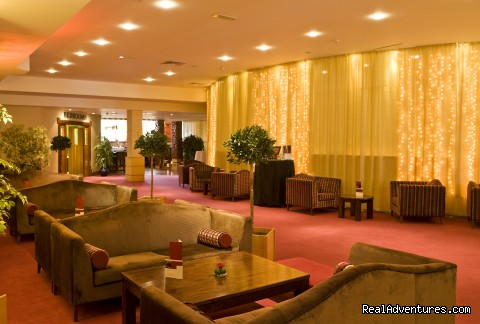 Spacious Lobby - Romantic Spa Retreats with Radisson Blu
