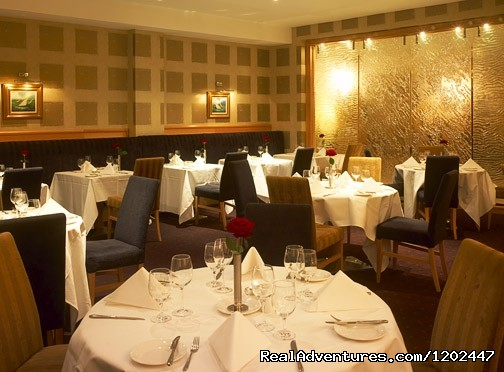 Porters Restaurant - Romantic Spa Retreats with Radisson Blu