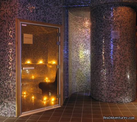 Thermal Suite - Rain Spa - Romantic Spa Retreats with Radisson Blu