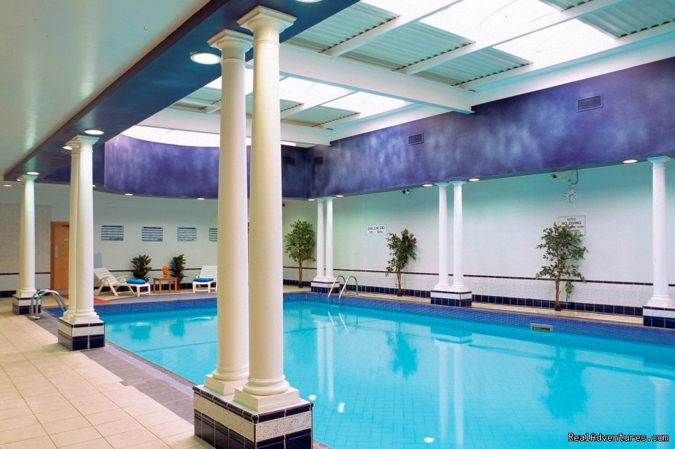 Swimming Pool | Image #7/7 | Brandon Hotel Conference and Leisure Centre