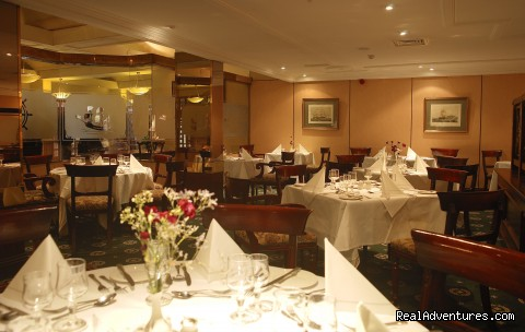 Galleon Restaurant - Brandon Hotel Conference and Leisure Centre