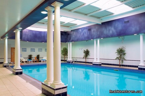 Swimming Pool - Brandon Hotel Conference and Leisure Centre