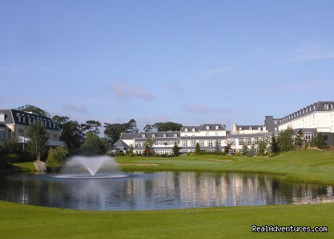 - Citywest Hotel, Conference, Leisure & Golf Resort