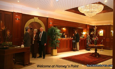 Harvey's Point Hotel, Reception - Harvey's Point Country Hotel