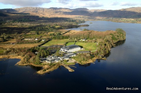 Harvey's Point Hotel, Donegal - Harvey's Point Country Hotel