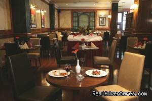 Victoria Hotel Alexandra's Restaurant, Victoria Hotel.