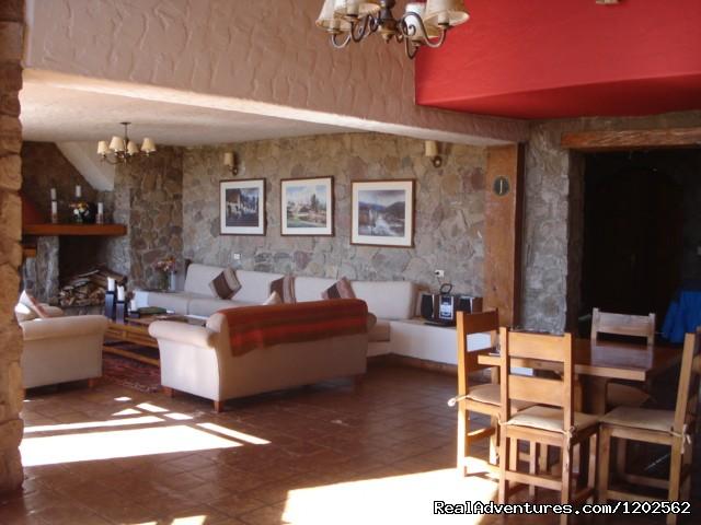 Refugio Viñak - Sierra de Lunahuaná: