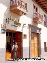 Los Andes de America Cusco Hotel: Front View