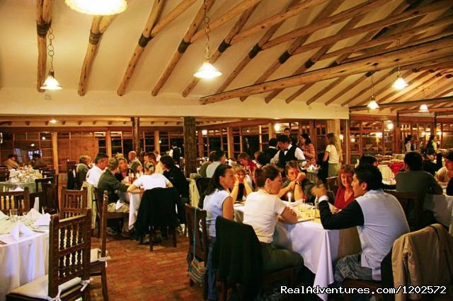 La Casona de Yucay: Restaurant 'Don Manuel'