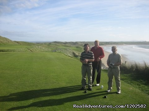 - Seanor House  Ballybunion your ideal golfing base