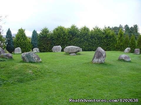 kenmare stone circle - Ashfield