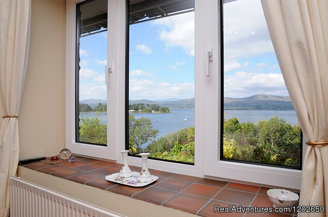 View of kenmare bay from bedroom. wow. - Shaminir B & B