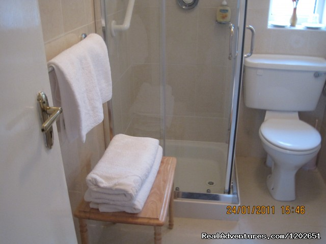 White Heather Farmhouse: En-suite