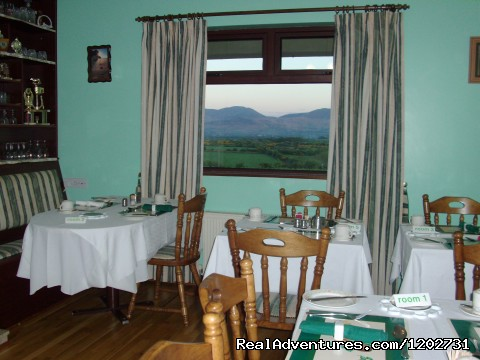 Breakfast room - Dromin Farmhouse