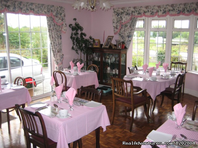 Breakfast Room - Breagagh View B&B