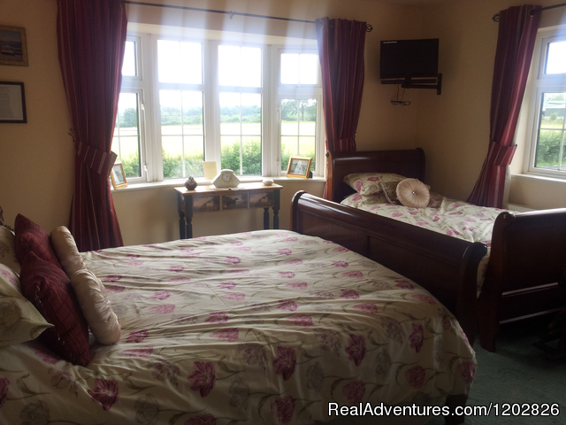 Romance at Buille Toll B&B Kirby Suite