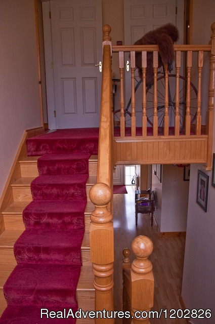 Stairway To Heaven - Romance at Buille Toll B&B