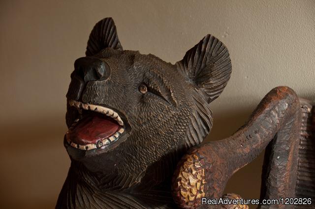 The Bear's Head - Romance at Buille Toll B&B