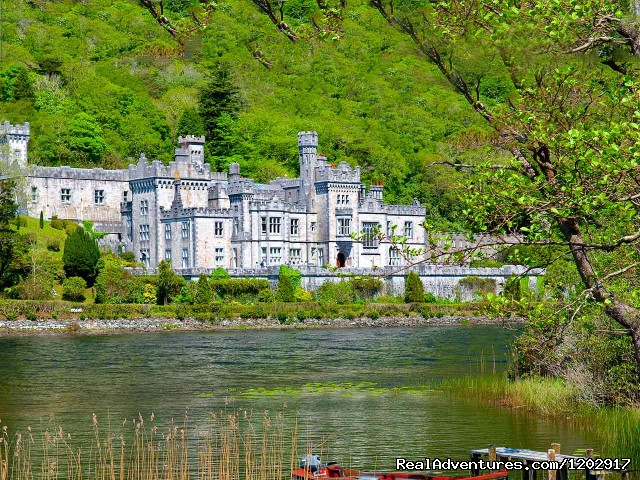 Kylemore Abbey - Bertra House
