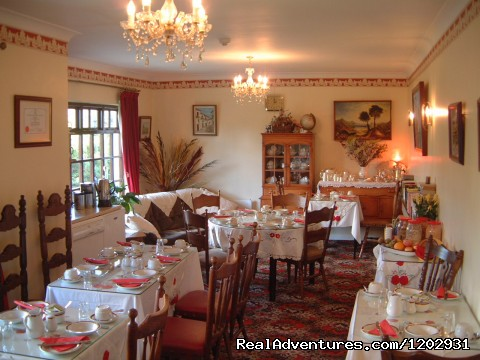 Athlumney Manor B&B - Breakfast Room - Athlumney Manor
