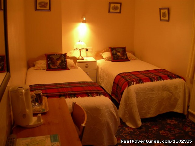 Twin Room - Dalys B&B - A very warm welcome awaits at Dalys B