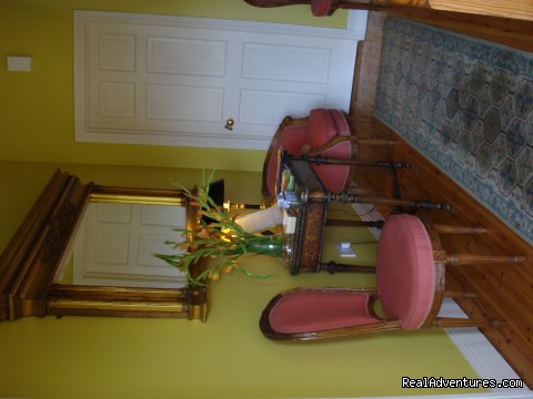 - The Yellow House B&B