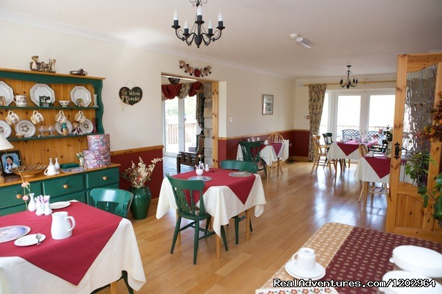 Dining Room - Yeats Lodge
