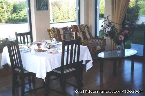 Dining room - Maryville