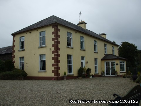 Keppel's Farmhouse, Avoca - front elevation - peace and relaxation in restful Keppel's Farmhouse