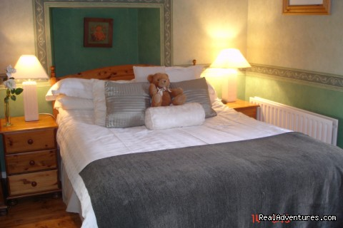 One of Our Double Rooms - Award Winning Stirabout Lane B&B