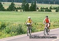 Cycling St Peters, PEI - MacQueen's Island Tours