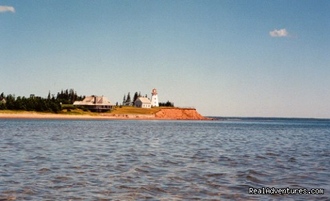 Panmure Island, Prince Edward Island - MacQueen's Island Tours